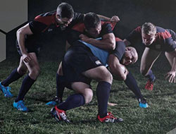Textile Rugby Training